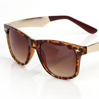 Free dropshipping Unisex New Brand Fashion Glasses Designer Super Quality Metal Frame Sunglasses Women & Men Coating G97