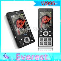 Original  unlocked Original Sony Ericsson w995 mobile phones, 3G WIFI ,Bluetooth, A-GPS Support Russian keyboard