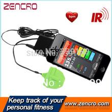 Smartphone Silicone Finger Pulse Sensor/Heart Rate Sensor