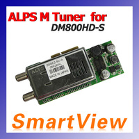 1pc DVB -S ALPS M tuner  for 800hd dm800hd dm800 satellite receiver free shipping post