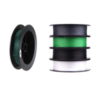 1 PCS Super Strong100M 20LB 0.18mm  Fishing Line  Braided 4 Strands wire Wholesale Free shipping