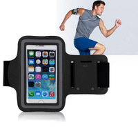 New Waterproof Sport Running Armband Case Adjustable Workout Arm band Belt Holder Pouch Phone Cover Bag For iPhone 5G 5S 5C