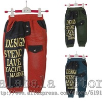 HOT Free Shipping Spring Autumn Baby Pants Baby Trousers Infant Pants Children Wear Harem Pants High Quality