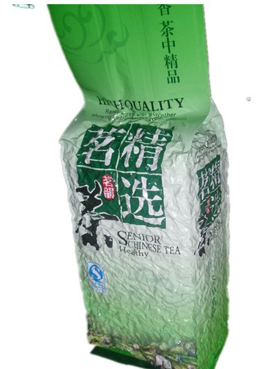250 grams of big green tea packaging economical and practical