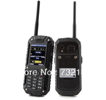 Walkie Talkie Phone DT99 ip67 BASIC WITH GIFT Quality Outdoor Phone Black Orange Green Waterproof 2.2inch Dual Sim
