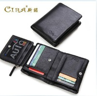 Wallet man short mail bag leather man purse wallet for thirty percent more men wallet wallet card bag men brand wallet