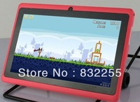 Factory stock 8G Q8 Dual Core android tablet dual camera HD OUTPUT HDMI WIFI  mini pcs Capacitive screen Free shipping
