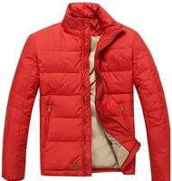2013 U.S. news polo spirit winter coat goose down jacket under the warm overcoat man coat free shipping - 0.85