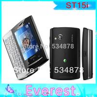 original Sony Ericsson Xperia mini ST15 ST15i cell phone 3G WIFI 5mp camera A-GPS Internal 512 MB  Free shipping