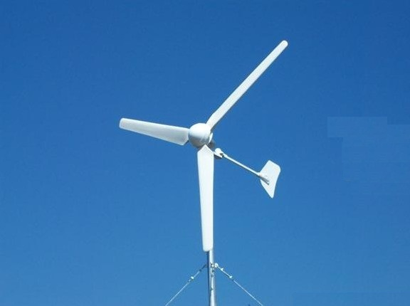 1000W wind turbine + on grid inverter and wind controller to make home wind p