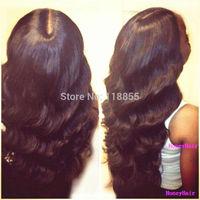 Discount 6A Malaysian Remy virgin loose deep wave hair 3pcs lot unprocessed loose wavy curly hair cheap body wave hair bundles