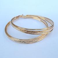 Lowest Price Women Hoop Earrings Nickel Lead Free DME036 Magi Jewelry Mix Order