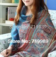 2014 Brand designer New Fashion Long large Soft Shawl Stole Pashmina Scarf Wraps For Women