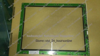New For 12.1 inch DF2424-A 401APN-16801G infrared touch screen glass