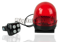 *2013 New Fashion XC-405 Bicycle Bike Light Electric Horn Bell Police Caution Light 10459