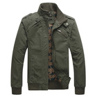 2013 New Arrival Men's Fashion Casual Winter Jacket Cotton Coat Free Shipping MWJ166(China (Mainland))