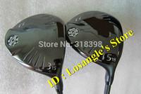 G.25 Golf Fairway Woods #3#5 With TFC189 Graphite Shafts Regular Flex Golf Clubs 2PCS