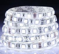 5m 150LED 5050 SMD 12V flexible light 30led/m LED strip, white/warm white/blue/green/red/yellow