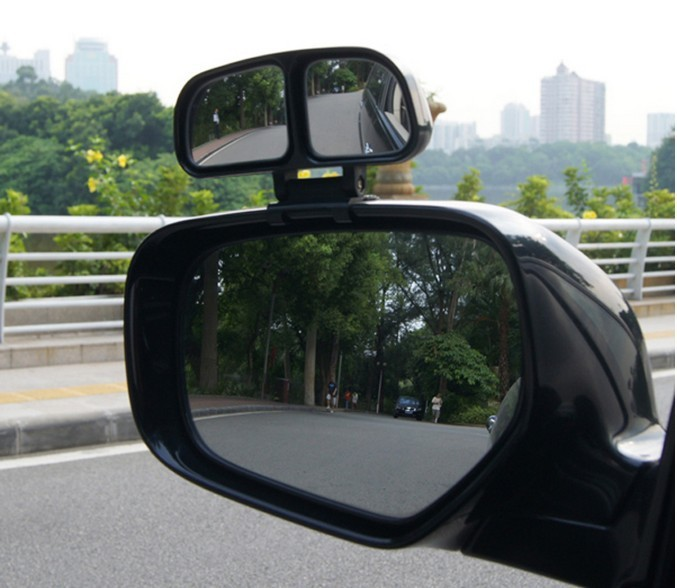 Universal car novice coach mirror / secondary side mirror / big vision mirror / anti blind spot mirrors for Mazda Toyata Cruze(China (Mainland))