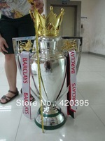 THE F.A. ENGLISH PREMIER LEAGUE CUP TROPHY MODEL REPLICA BIGGEST 1:1 FULL SIZE 75cm tall Net Weight 7.5kg Free ship