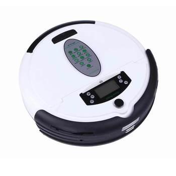 New 100V-240V Y4038B Intelligent Automatic Robotic Intelligent Vacuum Cleaner White Fshow
