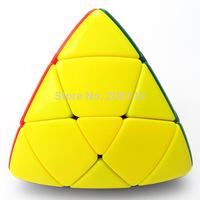 Free shipping! New ShengShou Mastermorphix Stickerless SS Mastermorphix Magic Cube Speed Cube