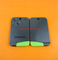 Free Shipping Renault Laguna 2 Button Remote Key  with ID46 Chip and 433MHZ