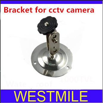 10pcs/lot  Metal Bracket  for cctv camera ,free shipping