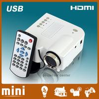 Cheapest 1080p Micro Portable LCD Video Mini LED Projector AV USB VGA for Home Cinema Game PS3 Xbox