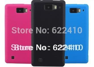 Sdo s1 mobile phone case protective case bambook s1 scrub soft case protective case film free shipping