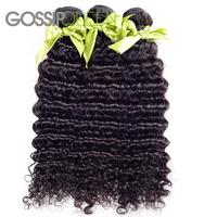 "6A brazilian virgin hair deep curly 3pcs lot free shipping brazilian curly virgin hair 8""-30"" human hair weave"