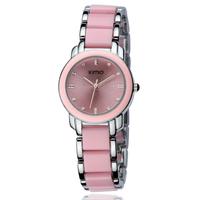 Brand Eyki Kimio Watch Women 2013 Ladies Luxury Bracelet Watches Dress Stainless Steel Quartz Watches Free Shipping!