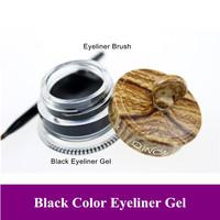 New Cosmetic Long-Lasting Makeup Eyeliner Gel Black Eye Liner Cream Water Proof Special Make-up Gift FreeShip