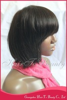 Free&Fast Shipping Women's Fashion High Quality Beautiful Short Straight Wigs Wholesale Factory Price in stock