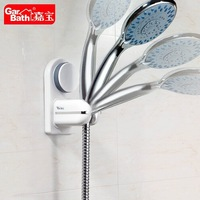 Free shipping Garbath suction shower holder with adjustable angle wall mounted shower seat GB261004