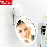 Free shipping Garbath suction cup bathroom mirror rotable cosmetic mirror bath mirror GB260132