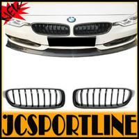 Superior Quality F30 Carbon Fiber Front Grille, Car Bumper Honey Mesh Grille For BMW (Fits F30 BUMPER )