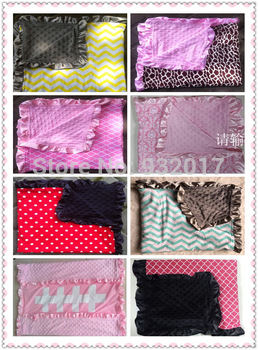 super soft comfortable Free shipping 2014 hot sale baby  blanket