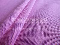 Costom 100% Double Mercerized Cotton Knitting Fabric/High Quality Mercerizing Pique Fabric  L100CM*W180CM For Polo T-shirt