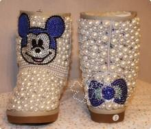 popular blue boots