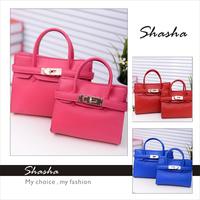 h brand designer Kids PU  leather coin  purses Girls mini handbags Children messenger bags women iphone wallets candy colors