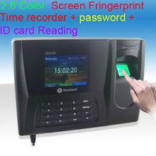 popular biometric clock