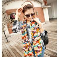 New Fashion autumn-summer ice silk Scarf women winter warm Tassel Scarf Wrap Shawl scarves Lovers 15 styles free ship gift