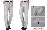 2013 Fashion High Quality Men Slim Suit dress Pants Business Pants Formal Western-style Trousers
