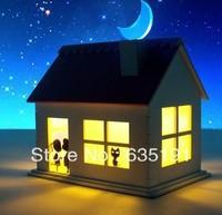 Solar house light / solar gift / house of love
