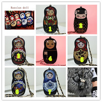 2014 Most Creative Famous Brand Doll Soft TPU Protective Case Cover for Iphone 5 5s 5th Cute Japanese Doll good quality freeship