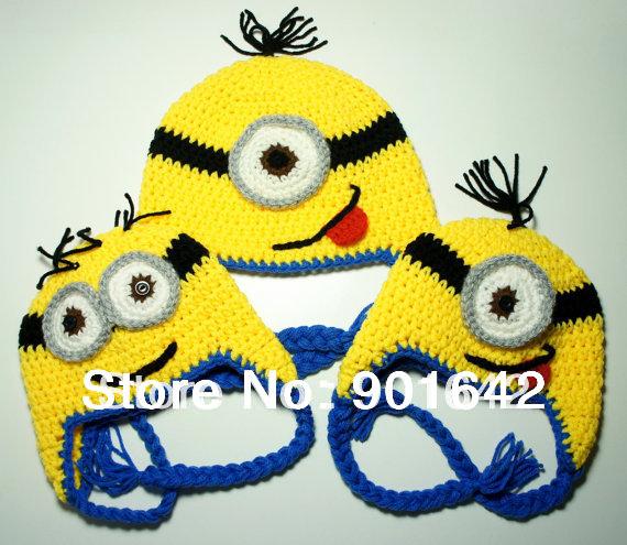 Knitting Pattern Minion Hat Free : Hermosa Lais store - Kleine bestellingen Online Winkel ...