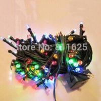 10M 80LED String Fairy Light Christmas Wedding Holiday Xmas party 220V EU