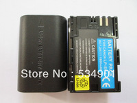 2pcs LP-E6 LPE6 1800mAh Rechargeable Li-ion Battery  for Canon EOS 5D Mark II 5D Mark III 60D 6D 7D Camera Replacement