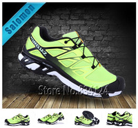 Free Shipping 2013 New Arrived Salomon Shoes Men's Athletic Shoes . Salomon XT 3D wings ultra Running Shoe shoes  for man